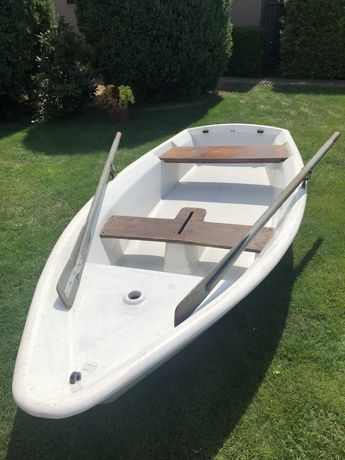 Łódka żaglówka Figiel 3m