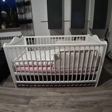 Łóżeczko dziecięce firmy Pinolino 145x75x80