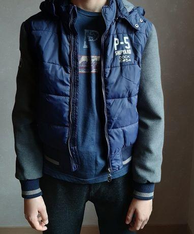 Куртка подростковая IDO, на возраст 12 лет