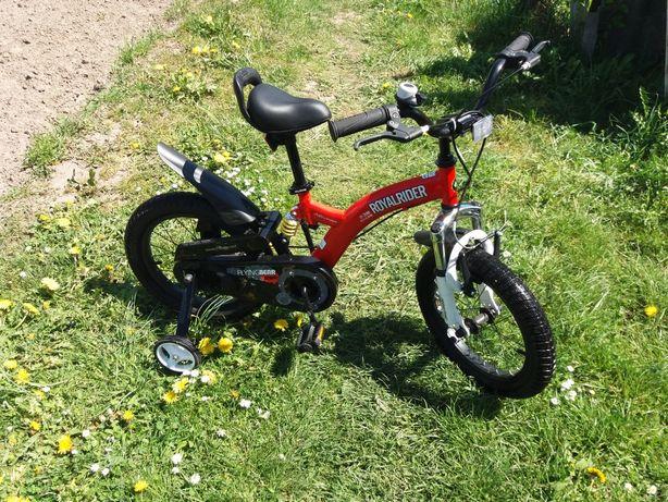 """Велосипед 16"""" RoyalBaby FLYBEAR 16 красный"""
