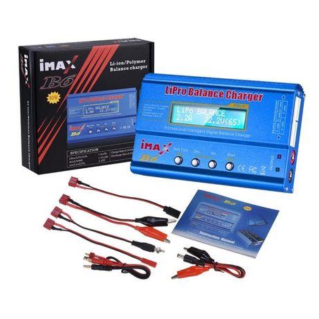 iMax b6 универсальное зарядное устройство Li-ion Li-Po Li-Fe Ni-Mh Pb