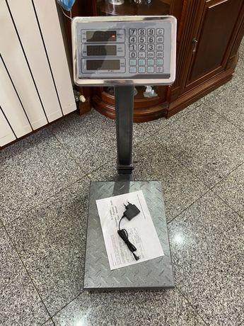 Balança digital de plataforma 100 kg