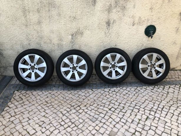 Jantes Mercedes Benz 16