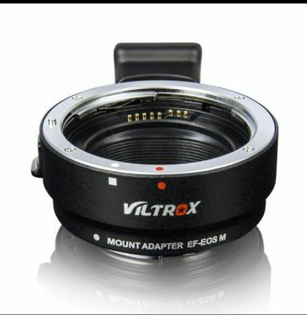 Viltrox EF - EOS M для canon серии m