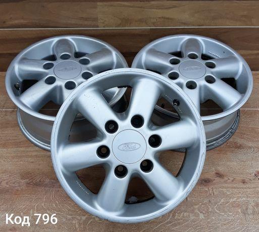 Оригінальні диски Ford R15 6x139.7 ET25