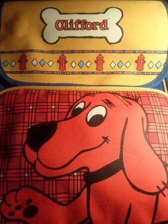 plecak Clifford na kółkach