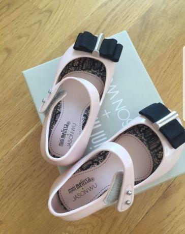 Шикарные туфли для девочки Мини Мелисса Mini Melissa, оригинал, 14,5см