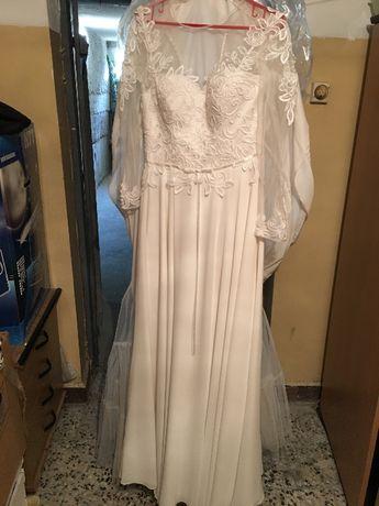Sukienka ślubna rozmiar  38