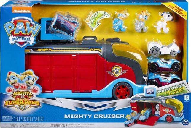 Щенячий патруль Могучий крейсер с 3 машинами PAW Patrol Mighty Cruiser