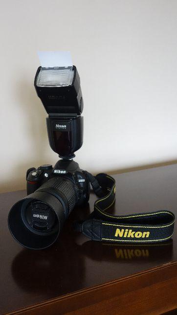 Nikon D3100, Zestaw.