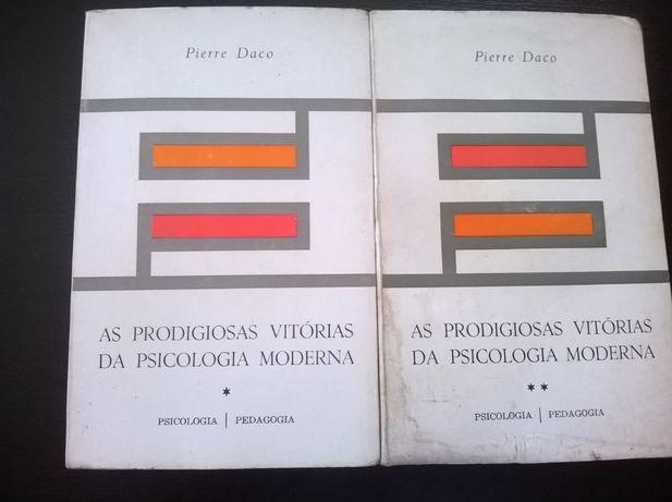 As Prodigiosas Vitórias da Psicologia Moderna - Pierre Daco