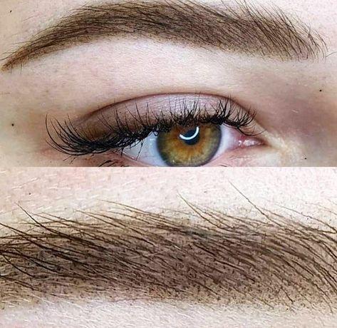 Татуаж/перманентный макияж любой сложности (брови, веки, губы)