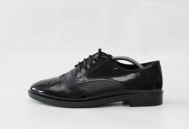 ECCO - wygodne skórzane buty r. 40 (26 cm)