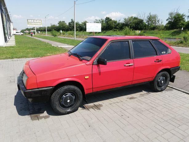 Ваз-2109 1989 1.3