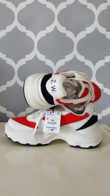 Sneakersy ZARA 39