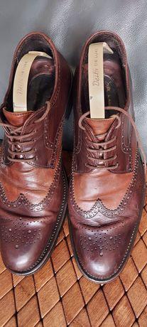 Piękne włoskie buty Galizio torressi