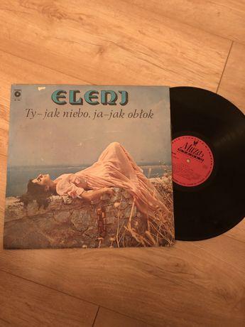 Płyta winylowa Eleni Ty - jak niebo, ja - jak obłok