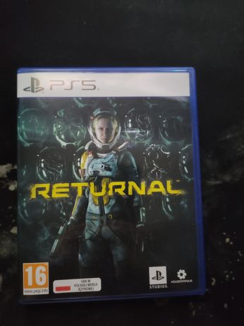 Gra Returnal playstation 5
