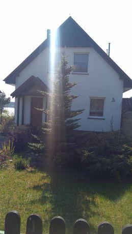 Dom nad jeziorem-Kaszuby