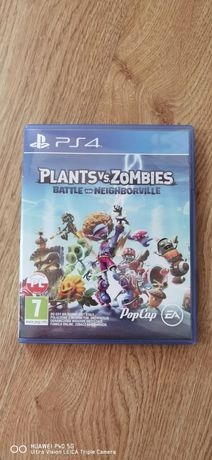 Plants vs. Zombies na PS4
