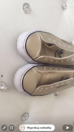 Buty adidas w oryginalnym kolorze