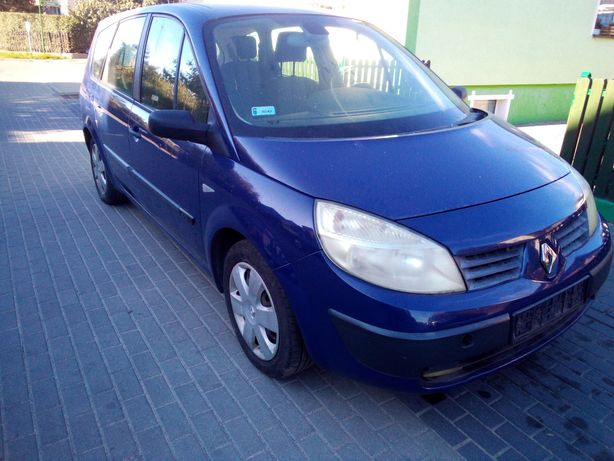 Renault Grand Scenic 7-osobowy