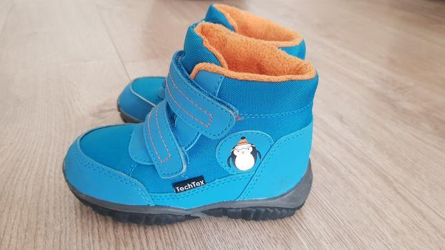 Дитячі осінні черевики TechTex р.23