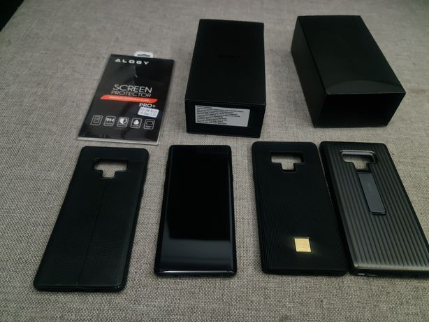 Samsung Galaxy Note 9 jak nowy
