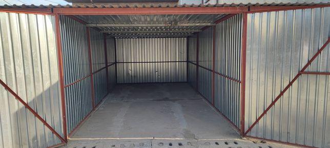 Garaż blaszany do wynajęcia Wejherowo