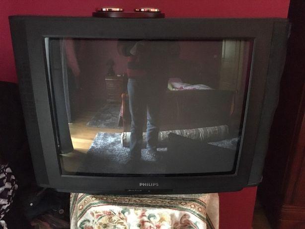 """TV Philips CRT Serie Black Line S 25"""""""