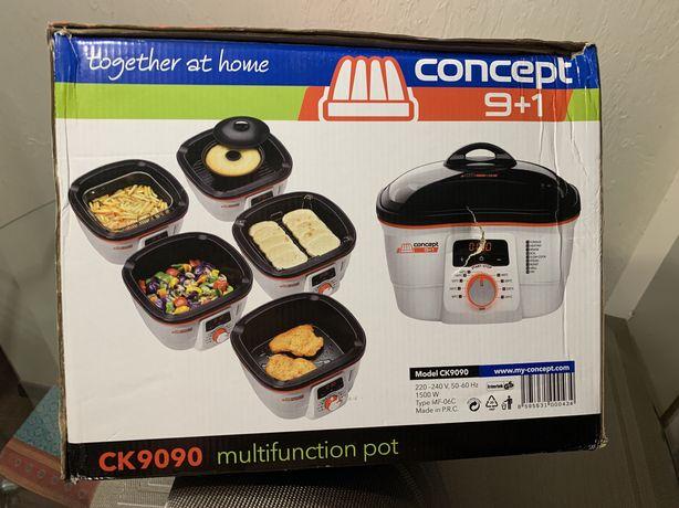 Продам мультиварку CONCEPT CK 9090