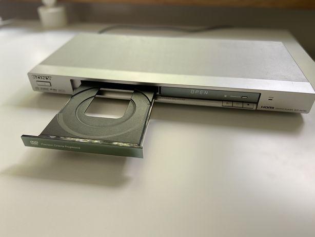 Odtwarzacz DVD/CD SONY DVP-NS78H (srebrny)