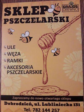 Sklep pszczelarski