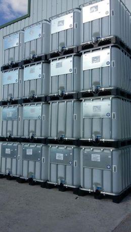 Depósitos vidoes 1000 e 600 litros Alimentares