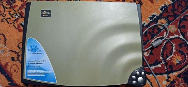 Компютерний сканер Mustek BearPaw 1200CU Plus (+підтримка Windows 10)
