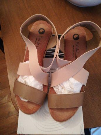 Sandalias senhora novos