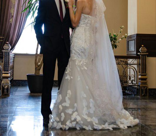 Продам казкову весільну сукню