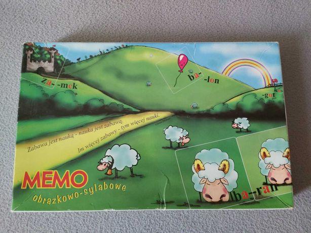 Edukacyjna gra dla dzieci MEMO