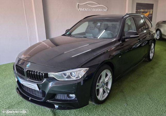 BMW 325 d Touring Pack M
