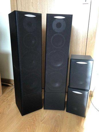 Niemieckie kolumny głośnikowe Quadral