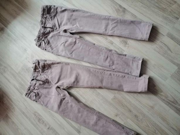 Spodnie jeansy dla bliźniaczek Reserved 122 128