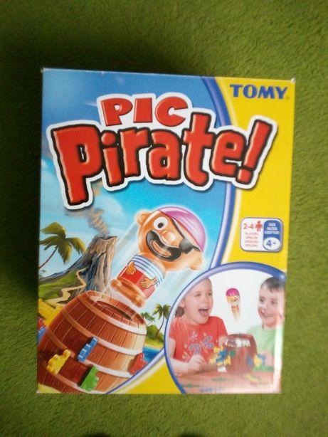 Gra Pirat 4+ Tomy