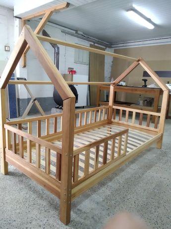 кроватка детская домик цена актуальная