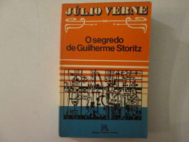 O segredo de Guilherme Storitz- Julio Verne