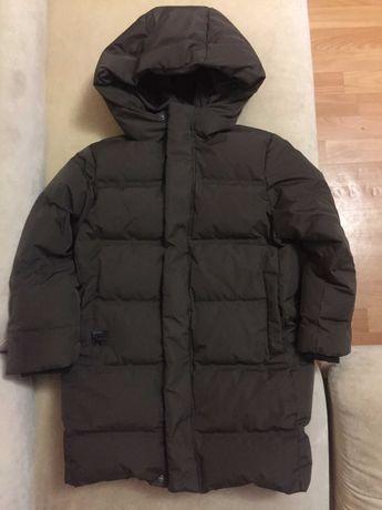 Пуховик зимний Zara 122-128