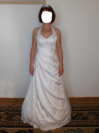 Sukienka /suknia ślubna biała rozmiar 36