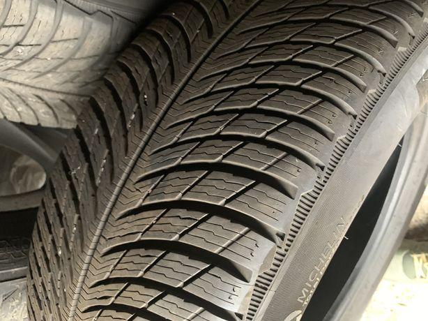 255/55/18 зима Michelin