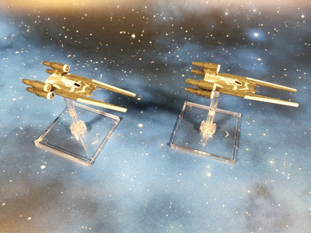X-Wing, U-Wing renegatów Sawa