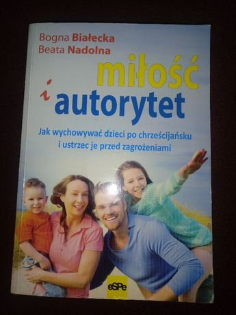 Miłość i autorytet. Bogna Białecka, Beata Nadoln