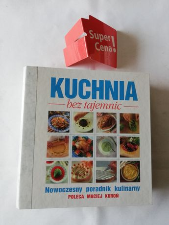 segregator z przepisami Maciej Kuroń